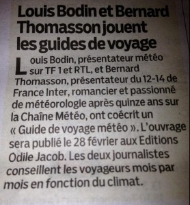 13 01 15 Le Parisien