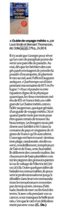 Sud-Ouest (28 avril 2013)