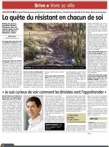 La Montagne (26 mai 2014)