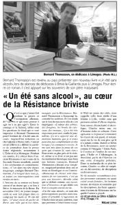 L'Echo (03 juin 2014