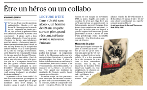 Figaro 07 août 2014