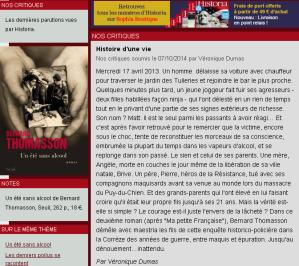 Historia (octobre 2014)