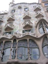 Barcelone : la Casa Batlló