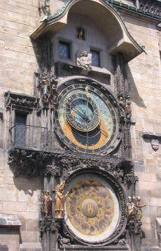 L'horloge astronomique © B. Thomasson