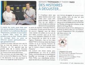 Levallois Magazine, le 5 décembre 2015