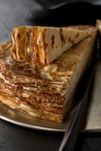 Gâteau de crêpes © Mathilde de l'Écotais