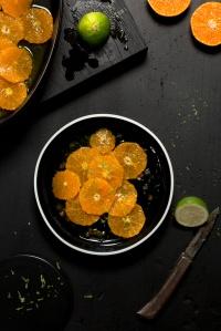 salade de clémentine © Mathilde de l'Écotais