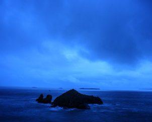 Morbihan, des îles en hiver © Guillaume Herbaut